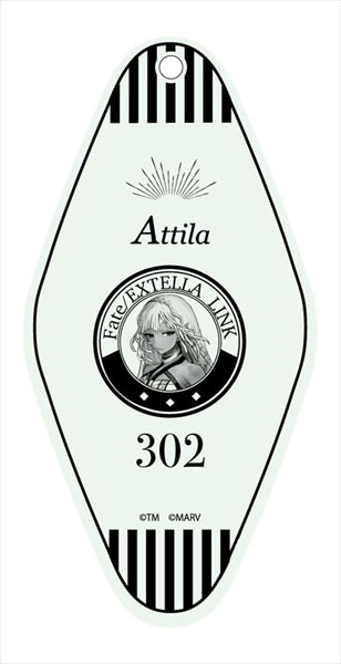Fate/EXTELLA LINK モーテルキーホルダー アルテラ[Y Line]《在庫切れ》