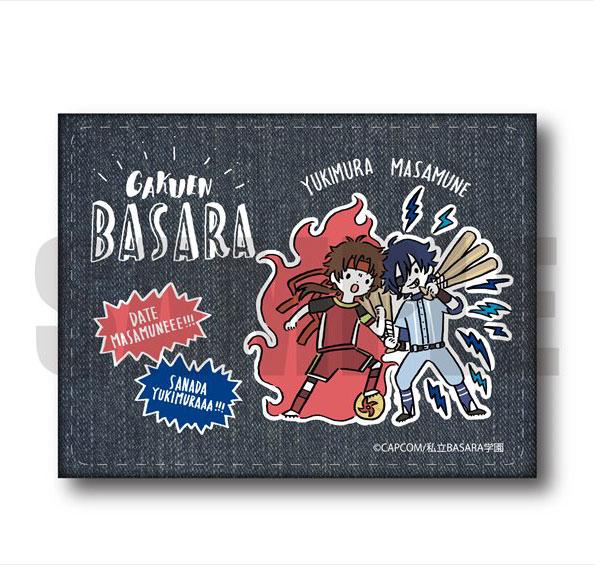 学園BASARA IDカードケース PlayP-A 伊達政宗・真田幸村[プレイフルマインドカンパニー]《在庫切れ》