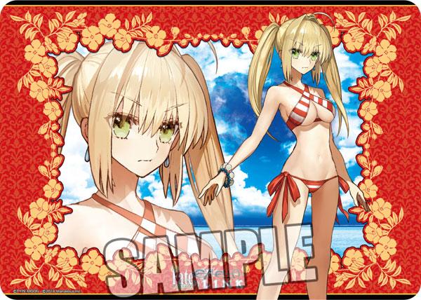 キャラクター万能ラバーマット Fate/EXTELLA LINK「ネロ・クラウディウス」情熱のビキニVer.[ブロッコリー]《在庫切れ》