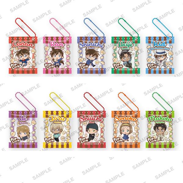 名探偵コナン おやつキーホルダー 10個入りBOX[KADOKAWA]《03月予約》
