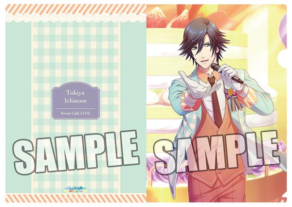 うたの☆プリンスさまっ♪ Shining Live クリアファイル Sweet Cafe LIVE アナザーショットVer.「一ノ瀬トキヤ」[ブロッコリー]《在庫切れ》