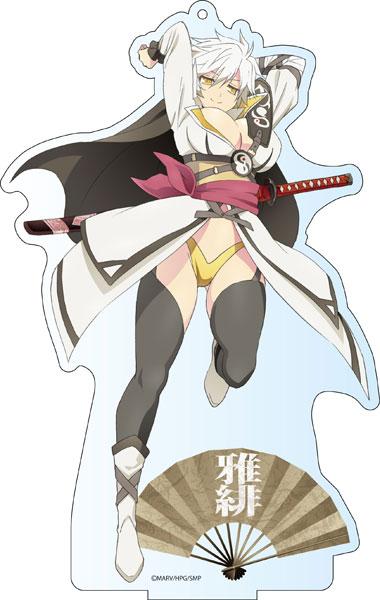 閃乱カグラ SHINOVI MASTER -東京妖魔篇- デカアクリルスタンド 雅緋[コンテンツシード]《在庫切れ》