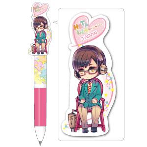 『ヘタリア World★Stars』 3色ボールペン 日本[ヒサゴ]《在庫切れ》