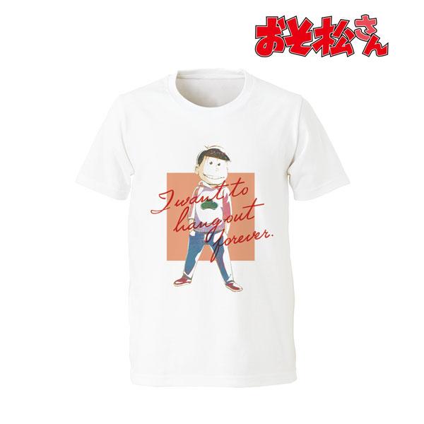 おそ松さん おそ松 Ani-Art Tシャツ/レディース(サイズ/L)(再販)[アルマビアンカ]《09月予約》