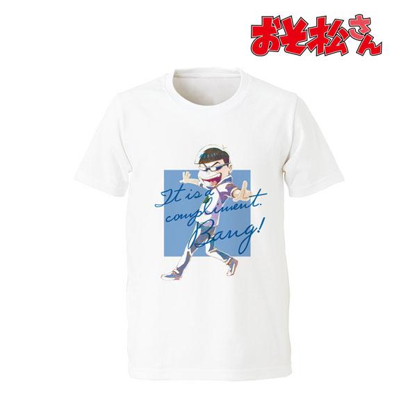 おそ松さん カラ松 Ani-Art Tシャツ/レディース(サイズ/L)(再販)[アルマビアンカ]《09月予約》