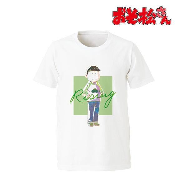 おそ松さん チョロ松 Ani-Art Tシャツ/レディース(サイズ/L)(再販)[アルマビアンカ]《09月予約》