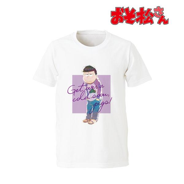 おそ松さん 一松 Ani-Art Tシャツ/レディース(サイズ/L)(再販)[アルマビアンカ]《09月予約》