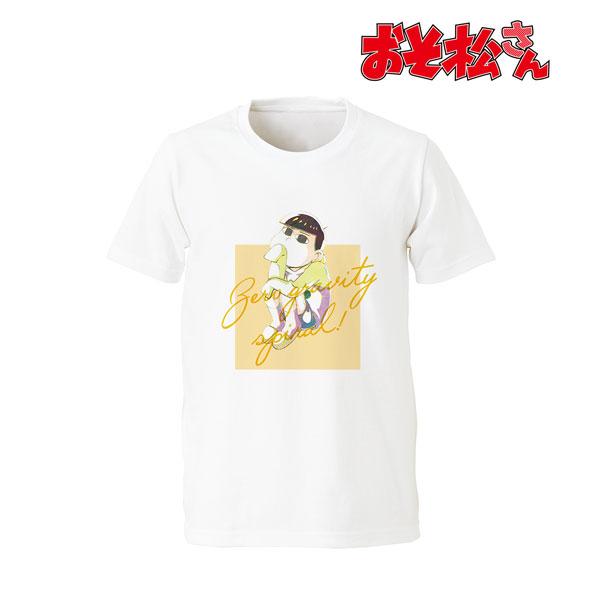 おそ松さん 十四松 Ani-Art Tシャツ/レディース(サイズ/L)(再販)[アルマビアンカ]《09月予約》