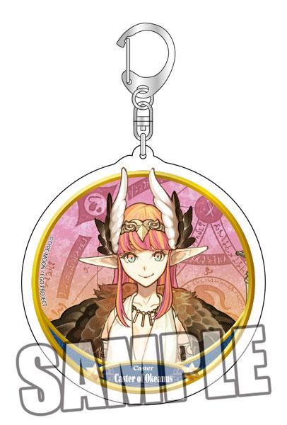 Fate/Grand Order アクリルキーホルダー「キャスター/オケアノスのキャスター」[ブロッコリー]《在庫切れ》