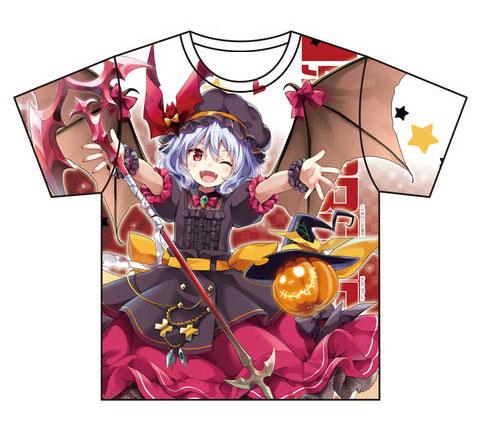 東方Project フルグラフィックTシャツ レミリア・スカーレット 秋祭り2018 XL[アクシア]《在庫切れ》