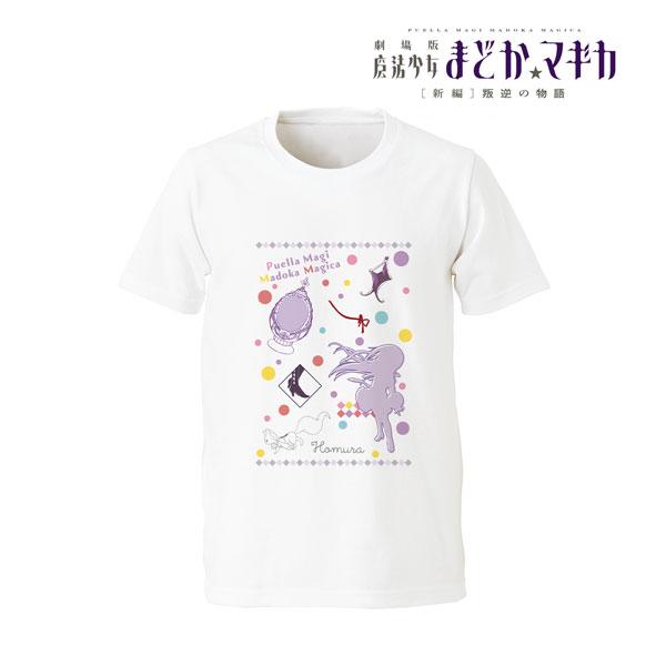 劇場版 魔法少女まどか☆マギカ[新編]叛逆の物語 Tシャツ(暁美ほむら)/メンズ(サイズ:L)(再販)[アルマビアンカ]《08月予約》