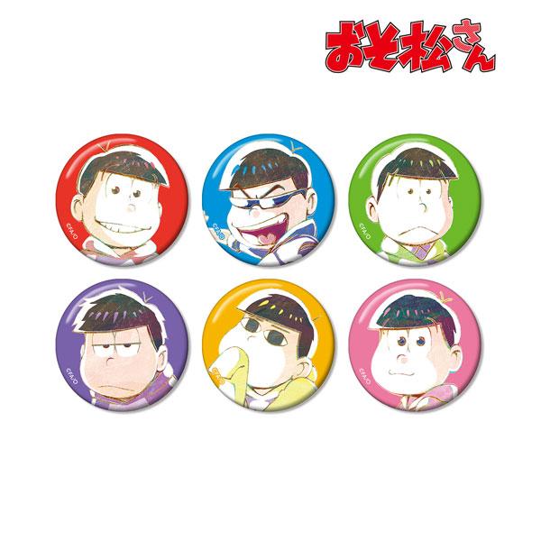 おそ松さん トレーディングAni-Art缶バッジ 6個入りBOX(再販)[アルマビアンカ]《07月予約》