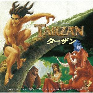 CD ターザン オリジナル・サウンドトラック 日本語版[ユニバーサルミュージック]《03月予約※暫定》