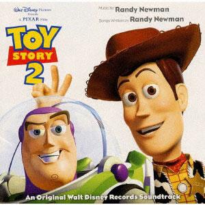 CD トイ・ストーリー2 オリジナル・サウンドトラック[ユニバーサルミュージック]《在庫切れ》