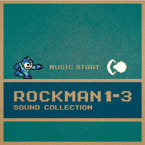 LP ロックマン 1~3 サウンドコレクション[カプコン]《在庫切れ》