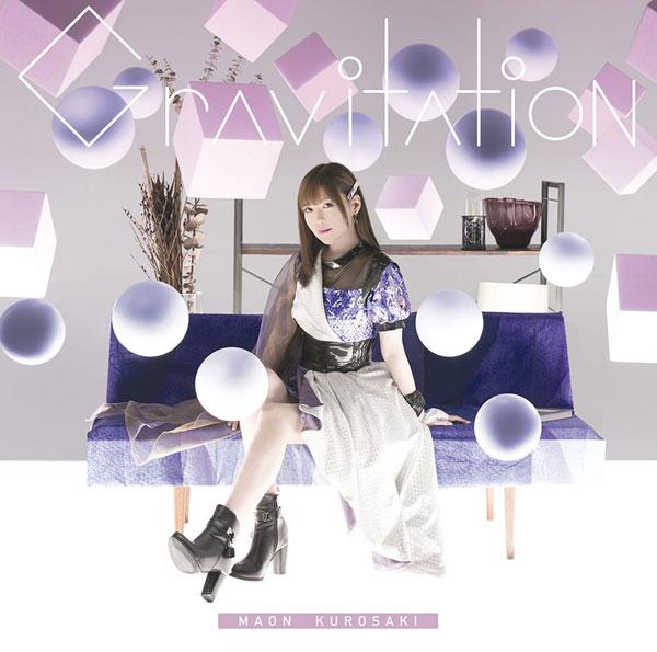 CD 黒崎真音 / Gravitation 通常盤 (TVアニメ「とある魔術の禁書目録III」オープニングテーマ)[NBC]《在庫切れ》