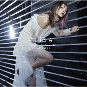CD LiSA / 赤い罠(who loves it?)/ADAMAS 通常盤 (アニメ ソードアート・オンライン アリシゼーション OPテーマ)[SACRA MUSIC]《在庫切れ》