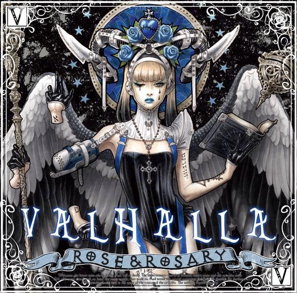 CD Rose&Rosary 5thアルバム『VALHALLA』[Moemix Label]《在庫切れ》