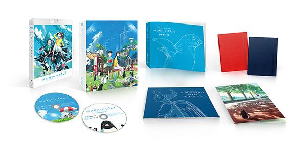 【特典】BD ペンギン・ハイウェイ コレクターズエディション (Blu-ray Disc)[東宝/フジテレビ]《在庫切れ》