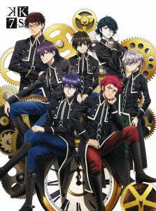 DVD K SEVEN STORIES DVD BOX SIDE:ONE 期間限定版[キングレコード]《在庫切れ》