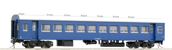 HO-5004 国鉄客車 ナハフ10(11)形(青色)[TOMIX]《取り寄せ※暫定》
