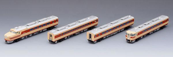 98311 国鉄 キハ81・82系特急ディーゼルカー(くろしお)基本セット(4両)[TOMIX]【送料無料】《発売済・在庫品》