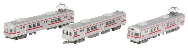 鉄道コレクション 長野電鉄3600系冷房車(L2編成)3両セットA[トミーテック]《発売済・在庫品》