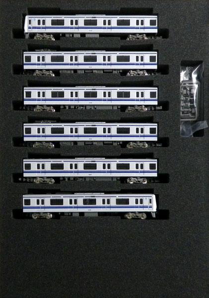 30805 西武6000系アルミ車(6156編成・機器更新車)基本6両編成セット(動力付き)[グリーンマックス]【送料無料】《発売済・在庫品》