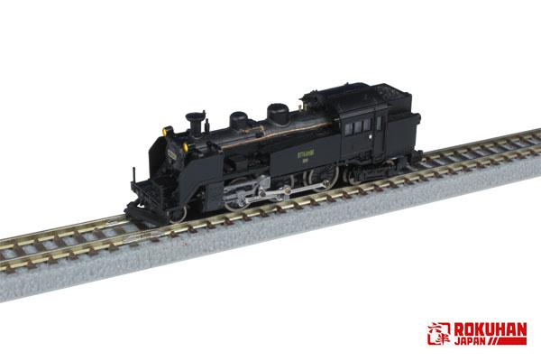 T019-8 国鉄 C11蒸気機関車 209号機 北海道2灯タイプ[ロクハン]【送料無料】《07月予約》