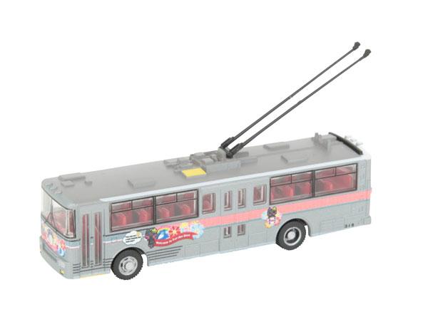 鉄道コレクション 関電トンネルトロリーバス 300型 ラストイヤーラッピング英語バージョン・最終便315号車[トミーテック]《発売済・在庫品》