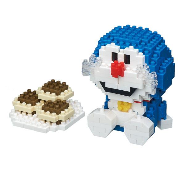 ナノブロック NBCC_074 I'm Doraemon ドラえもん[カワダ]《04月仮予約》