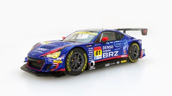 1/43 SUPER GT GT300 2017 スバル BRZ R&D SPORT No.61[EBBRO]《在庫切れ》