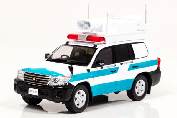 1/43 トヨタ ランドクルーザー GX (URJ202) 2013 警察本部警備部機動隊指揮官車両[RAI'S]《在庫切れ》