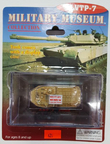 ミリタリーミュージアムコレクション 1/144 アメリカ海兵隊 AAV-7 イラクの自由作戦2004 完成品[ペガサスホビー]《11月予約》