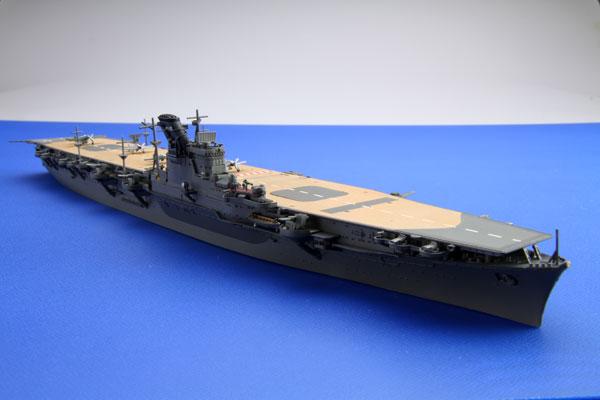 1/700 特シリーズ No.94 EX-1 日本海軍航空母艦 飛鷹(昭和19年)特別仕様(艦底・飾り台付き) プラモデル[フジミ模型]《在庫切れ》