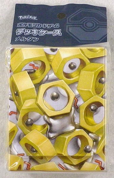 ポケモンカードゲーム デッキケース メルタン[ポケモン]《在庫切れ》