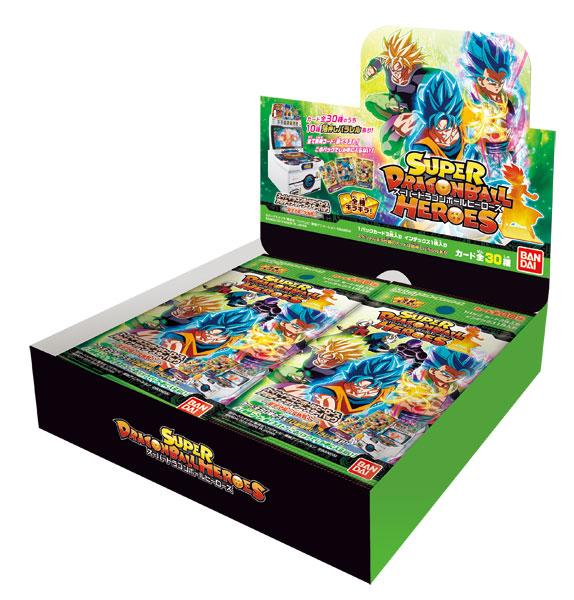 スーパードラゴンボールヒーローズ アルティメットブースターパック -限界突破の究極戦士- 20パック入りBOX[バンダイ]《在庫切れ》