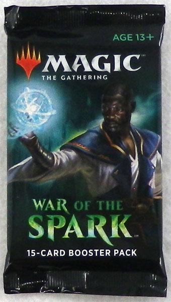 マジック:ザ・ギャザリング 灯争大戦 ブースターパック 英語版 パック[Wizards of the Coast]《在庫切れ》