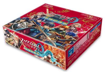 TCGファイアーエムブレム0(サイファ) ブースターパック「英雄総進軍」 16パック入りBOX[任天堂]《在庫切れ》