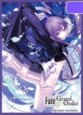 きゃらスリーブコレクション マットシリーズ Fate/Grand Order アルターエゴ/メルトリリス(イラスト:マシマサキ)[ムービック]《在庫切れ》