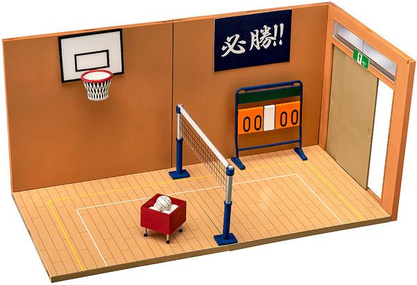 ねんどろいどプレイセット #07 体育館Aセット[ファット・カンパニー]《10月予約》