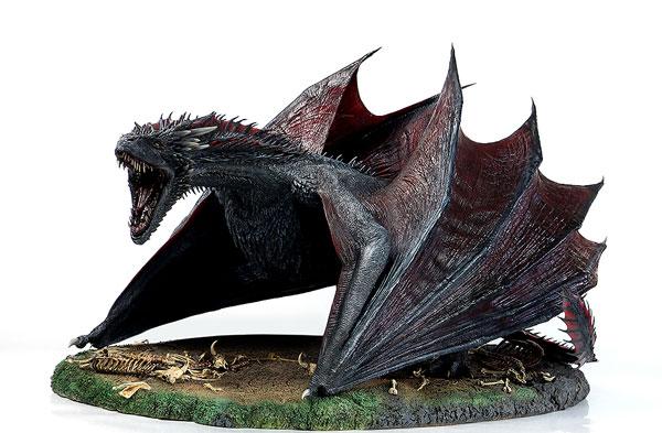 Game of Thrones DROGON (ゲーム・オブ・スローンズ ドロゴン) 1/6 完成品フィギュア[スリー・ゼロ]【同梱不可】【送料無料】《08月予約》