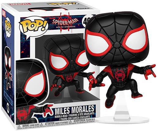 POP! 『スパイダーマン: スパイダーバース』スパイダーマン(マイルス・モラレス)[ファンコ]《在庫切れ》