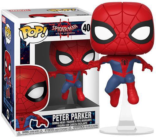 POP! 『スパイダーマン: スパイダーバース』スパイダーマン(ピーター・パーカー)[ファンコ]《在庫切れ》