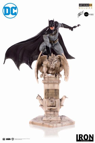 DCコミックス/ バットマン 1/10 DX アートスケール スタチュー[アイアン・スタジオ]【送料無料】《在庫切れ》