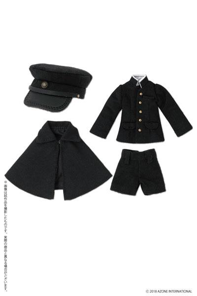 ピコニーモ用 1/12 ピコD大正浪漫学生服セット ブラック (ドール用)[アゾン]《02月予約》