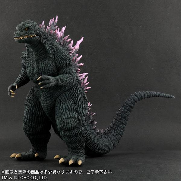 東宝大怪獣シリーズ ゴジラ(1999) 完成品フィギュア[プレックス]《在庫切れ》