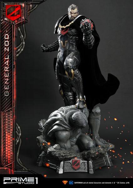 ミュージアムマスターライン/ SUPERMAN: ゾッド 1/3 スタチュー[プライム1スタジオ]【同梱不可】【送料無料】《05月予約》