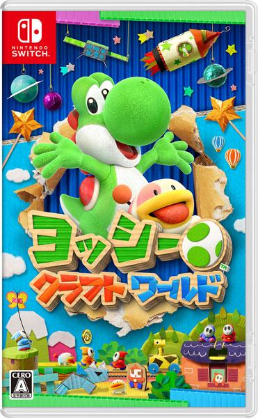 Nintendo Switch ヨッシークラフトワールド[任天堂]【送料無料】《03月予約》