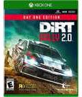 Xbox One 北米版 DiRT Rally 2.0[コードマスターズ]《在庫切れ》